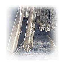 Горячее цинкование металлопроката