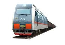 доставка металла поездом